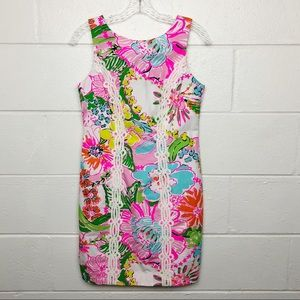 Lilly Pulitzer for Target Nosey Posey Sheath Dress